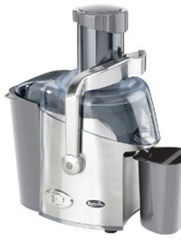 Breville whole fruit juicing machine