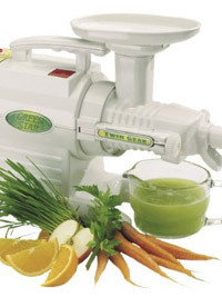 a greenstar make of juicer
